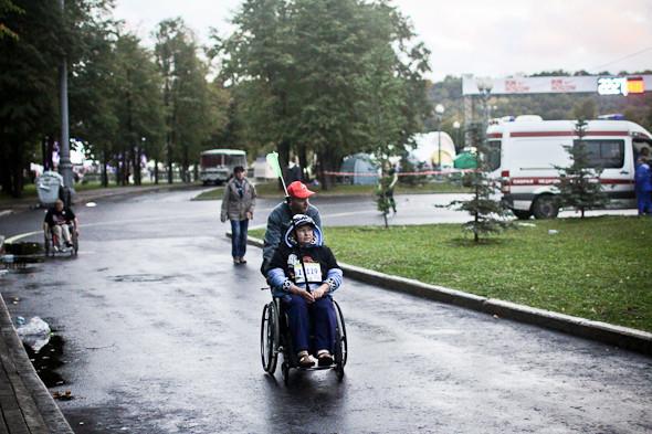 Бег с ними: В Москве прошел марафон Run Moscow. Изображение № 20.