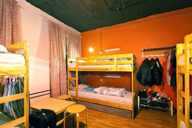 На «Китай-городе» открылся хостел Fabrika. Изображение № 2.