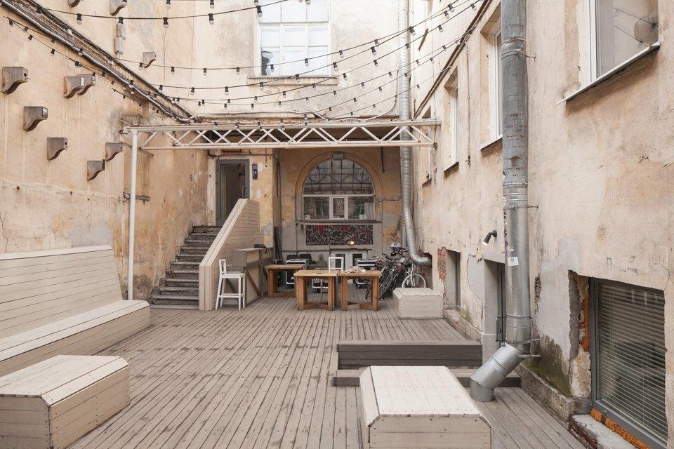 Как «Тайга» стала долгожителем среди креативных пространств Петербурга. Изображение № 1.