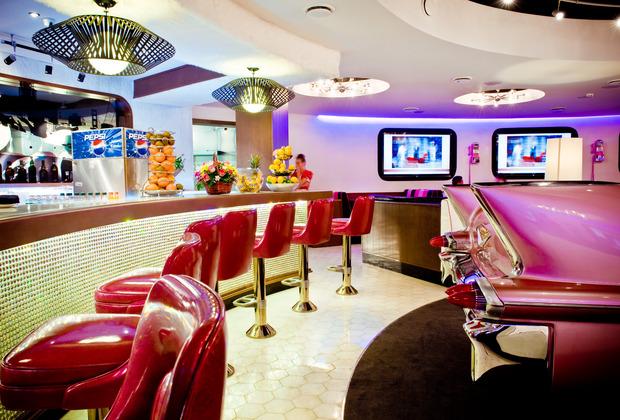 На Большой Грузинской открылся ресторан The Pink Cadillac. Изображение № 2.