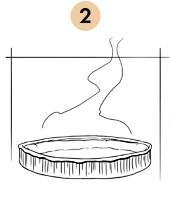 Рецепты шефов: Южный пирог с садовой вишней. Изображение № 5.