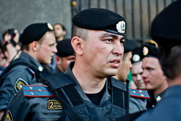 Изображение 17. Copwatch: действия полиции на митинге «Стратегии-31» на Триумфальной площади.. Изображение № 15.