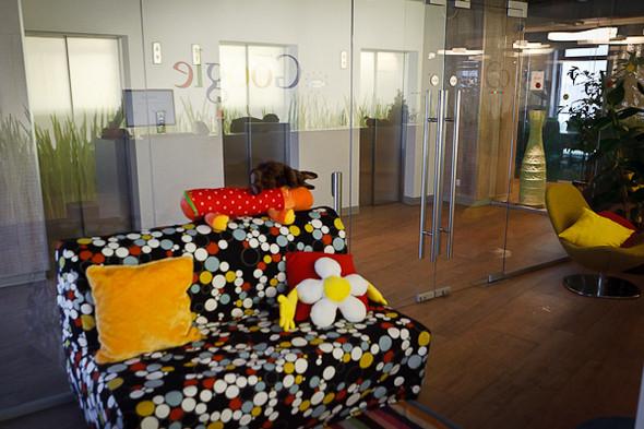 Офис недели: Google (Петербург). Изображение № 61.