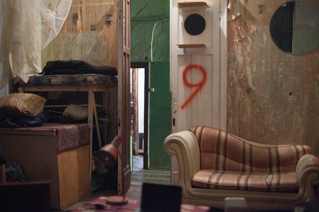 Как я неделю жила в«Милютинском сквоте». Изображение № 1.