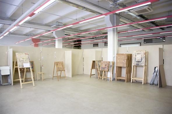 Изображение 14. Новое Место: Британская высшая школа дизайна.. Изображение № 13.