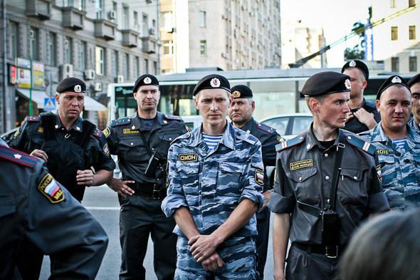 Изображение 27. Copwatch: действия полиции на митинге «Стратегии-31» на Триумфальной площади.. Изображение № 25.