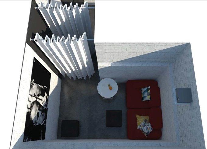 На проспекте Энгельса откроется хостел и центр современного искусства YarkyHostel&Space. Изображение № 4.