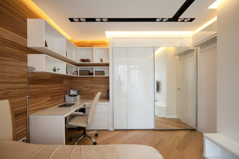 Небольшая квартира  для молодого человека . Изображение № 12.