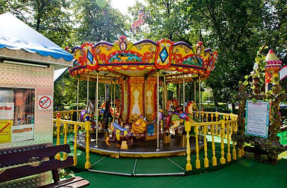 Карусель-карусель: 6 московских парков аттракционов. Изображение № 75.