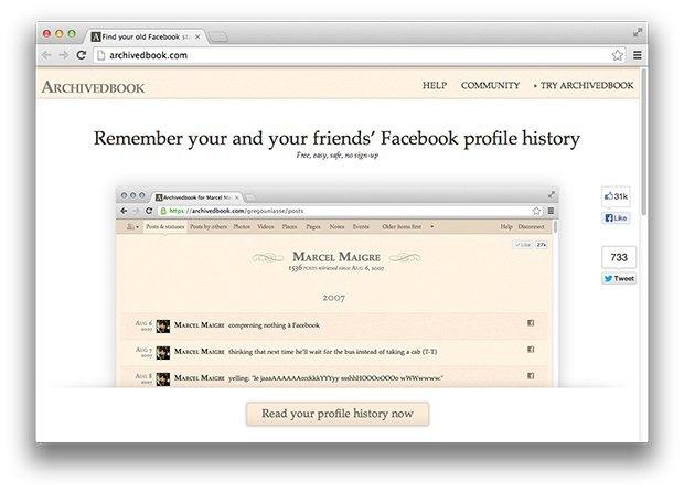 Ссылки дня: Эссе Билла Гейтса, городской камуфляж FURFUR и архивы Facebook. Изображение № 1.