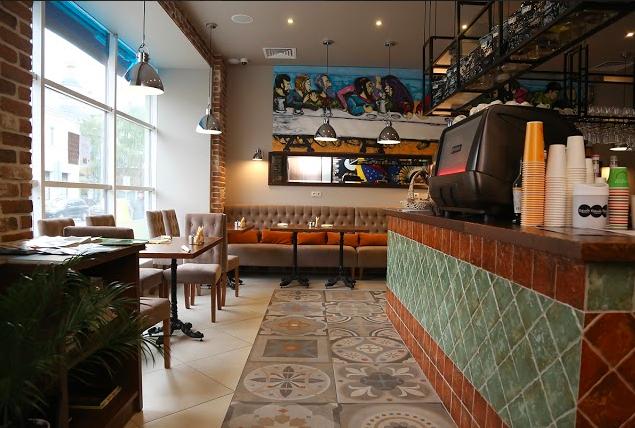 На Покровке открылся ресторан бразильской кухни Cafezinho do Brasil. Изображение № 1.