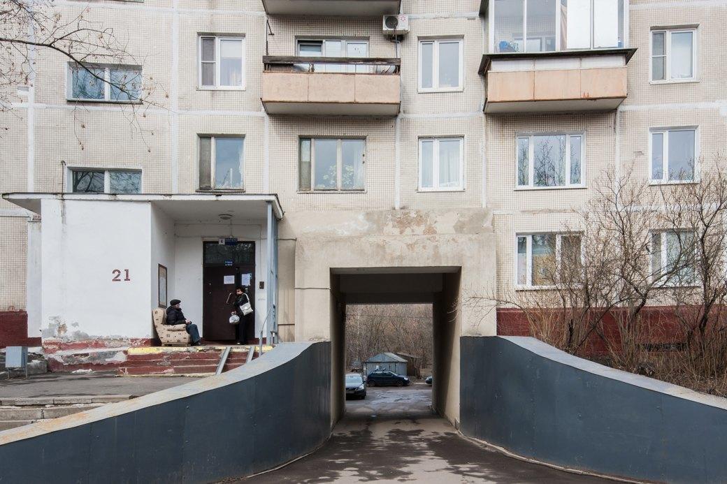 Я живу в круглом доме. Изображение № 11.