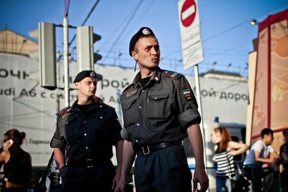 Изображение 36. Copwatch: действия полиции на митинге «Стратегии-31» на Триумфальной площади.. Изображение № 32.
