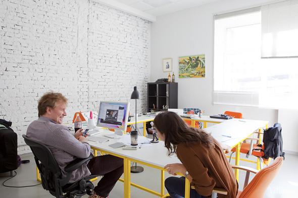 Офис недели (Москва): Рекламное агентство Grape. Изображение № 10.