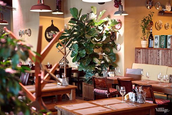 Новое место (Петербург): Ресторан «Марчелли's». Изображение № 20.