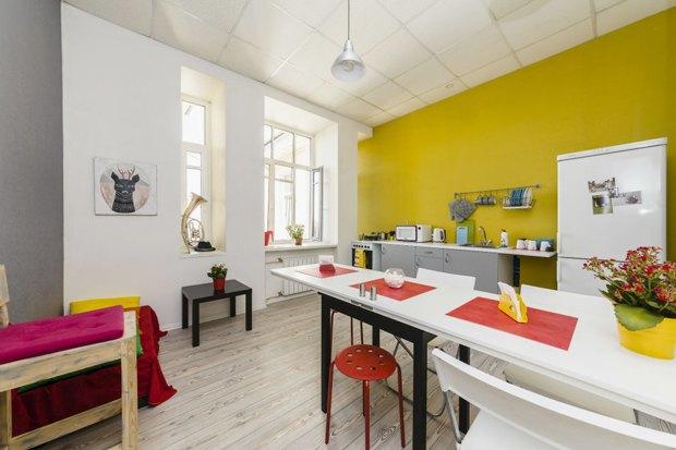 Свежий номер: 7 новых хостелов вПетербурге . Изображение № 12.