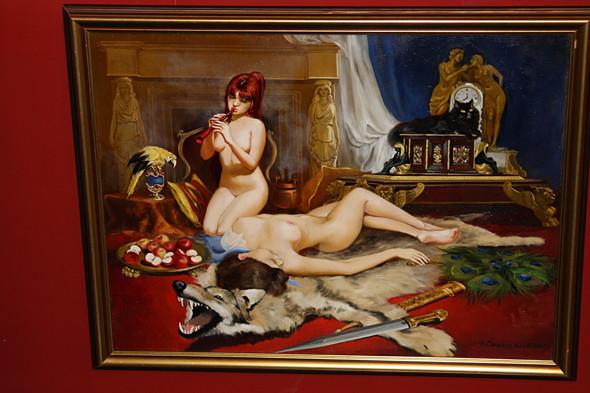 Изображение 33. На Новом Арбате открылся музей эротического искусства.. Изображение № 27.