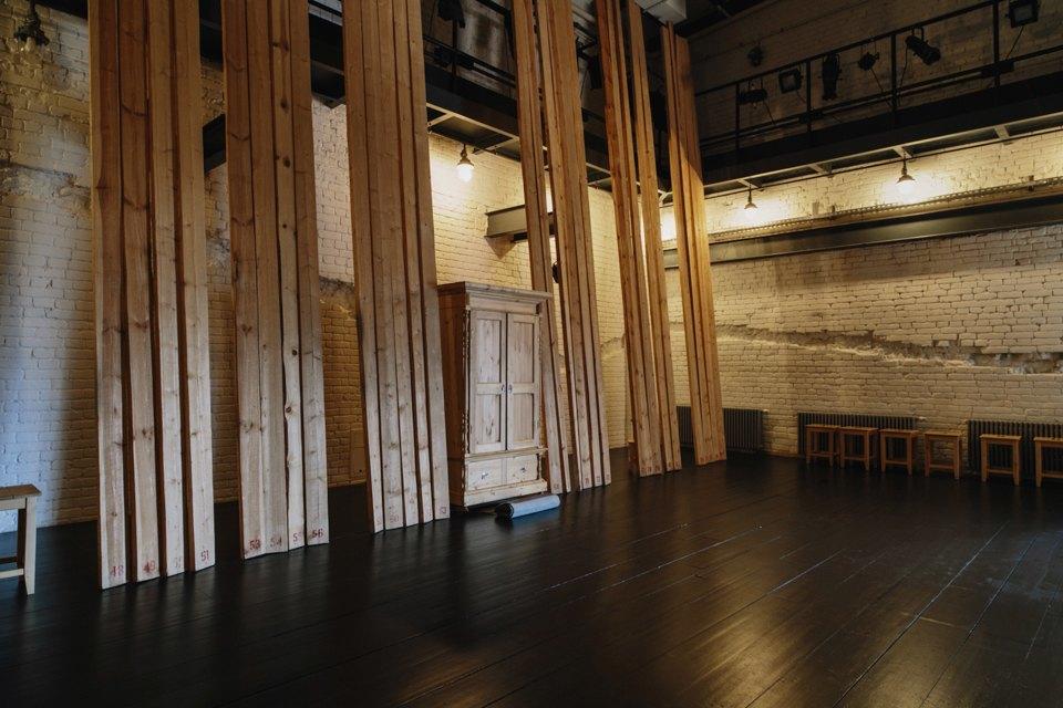 «Студия театрального искусства» вздании бывшей фабрики. Изображение № 36.