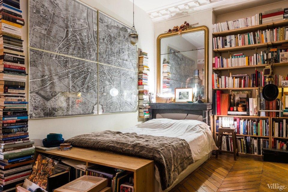 Квартиры мира: Париж. Изображение № 8.