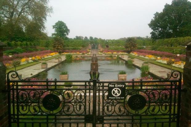 Kensington Palace — единственный сад с однолетниками в Royal Park. Изображение № 27.