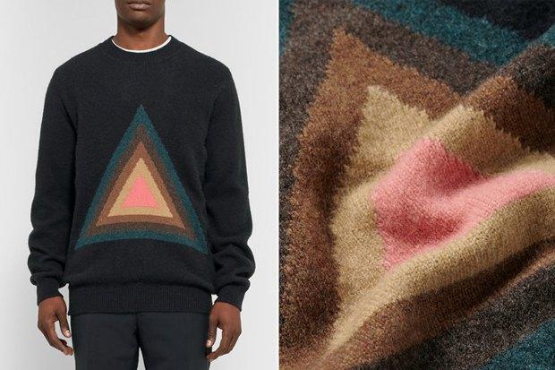 21 тёплый икрасивый мужской свитер. Изображение № 17.