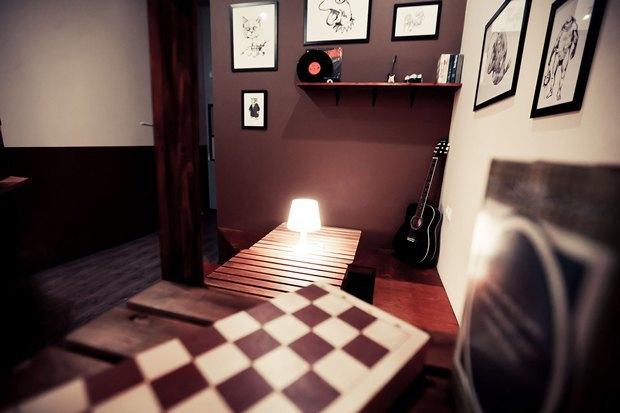 Кофейня Impress переехала вКовенский переулок. Изображение № 4.