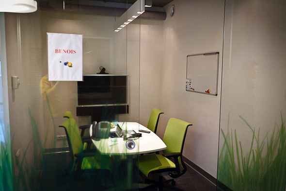 Офис недели: Google (Петербург). Изображение № 52.