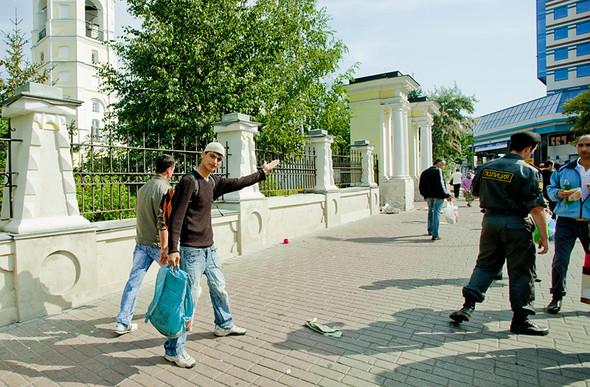 Copwatch: Действия полиции на празднике Ураза-Байрам в Москве. Изображение № 23.