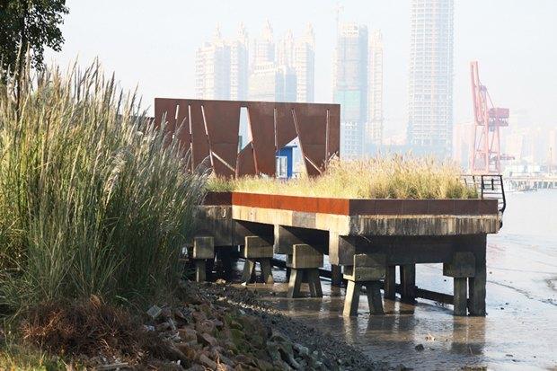 Идеи для города: Парк на месте свалки вТяньцзине. Изображение № 15.