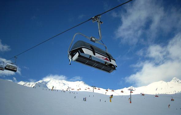 Изображение 8. Soelden. Альпийская Ибица.. Изображение № 13.
