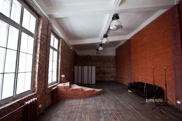 Группа «Фабрика»: Гид по арт–пространствам Обводного канала. Изображение № 108.