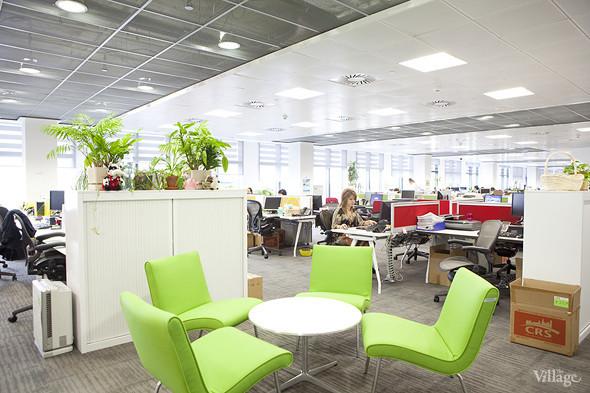 Офис недели (Москва): Unilever. Изображение № 6.