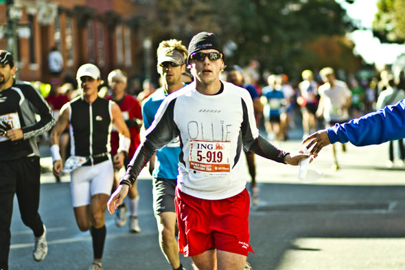 Иностранный опыт: 5 городских марафонов. Изображение № 32.