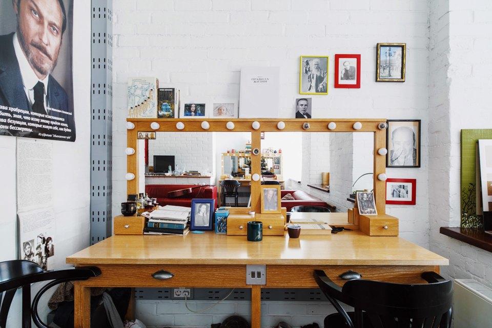 «Студия театрального искусства» вздании бывшей фабрики. Изображение № 40.