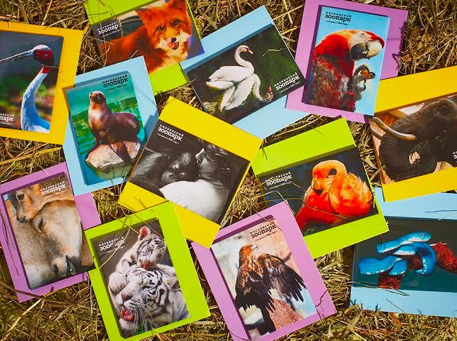 Бренд Heart of Moscow выпустил сувениры для Московского зоопарка. Изображение № 2.