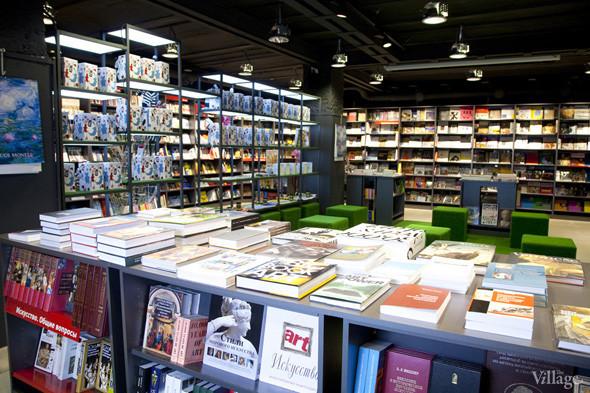 На «Винзаводе» открылся новый книжный магазин «Артбукса». Изображение № 5.
