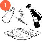 Рецепты шефов: Тёплый салат изутиной грудки магре. Изображение № 3.