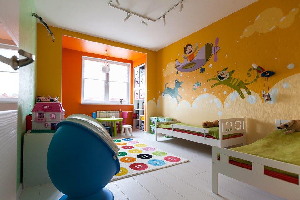 Квартира для семьи с двумя детьми. Изображение № 22.