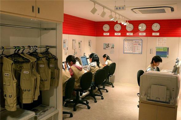 Детский город профессий Kidzania в Токио. Изображение № 5.