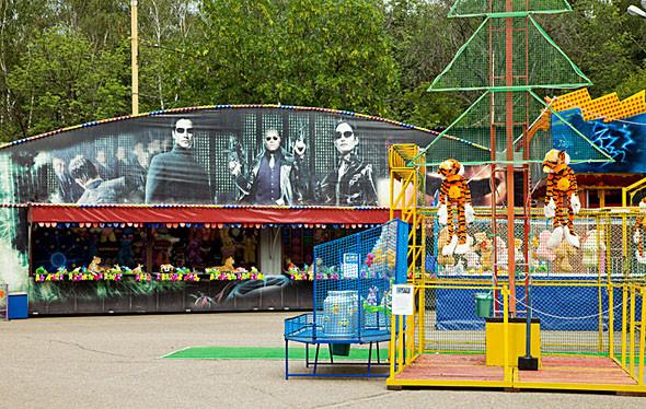 Карусель-карусель: 6 московских парков аттракционов. Изображение № 64.
