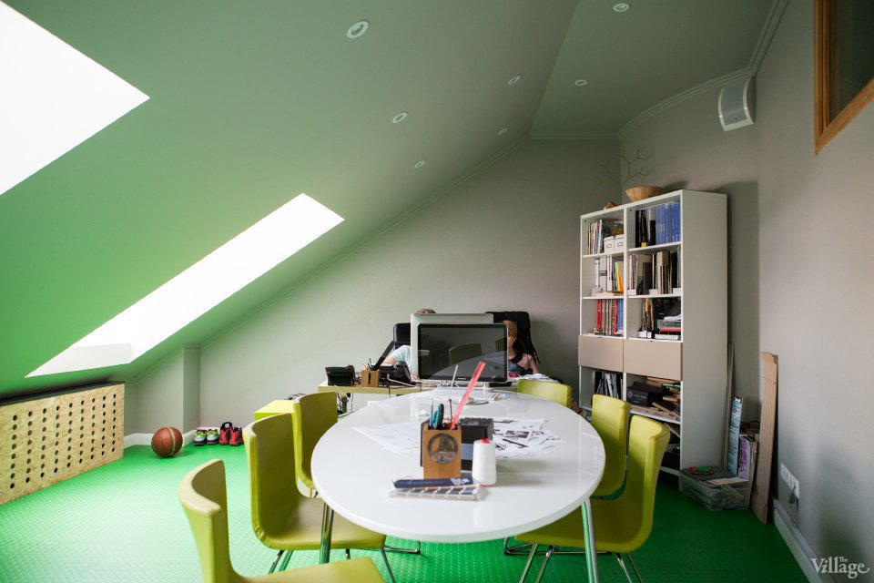 Интерьер недели (Москва): Студия «Дизайн в кубе». Изображение № 17.