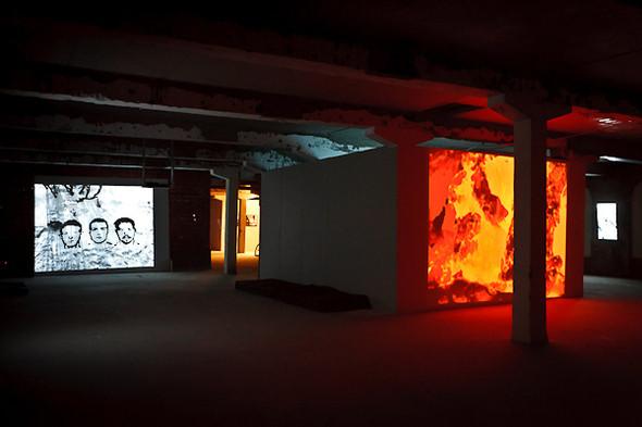 Группа «Фабрика»: Гид по арт–пространствам Обводного канала. Изображение № 50.