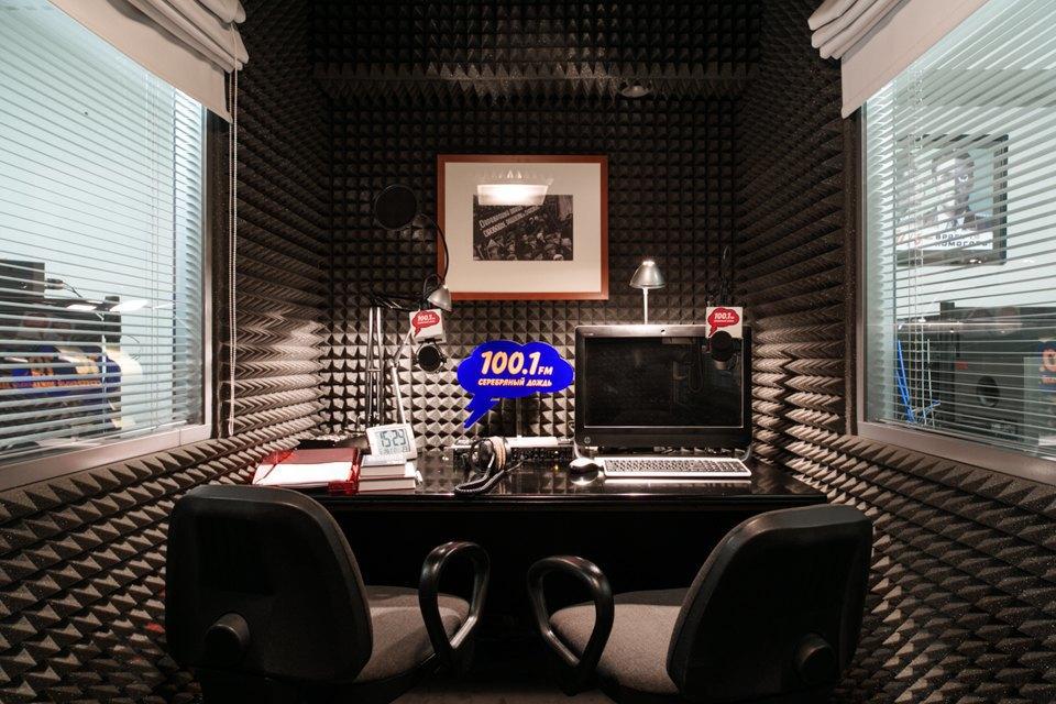 Офис радиостанции «Серебряныйдождь». Изображение № 25.