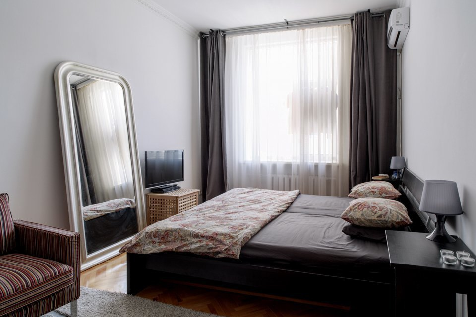 Двухкомнатная квартира топ-менеджера IKEA на«Маяковской». Изображение № 23.