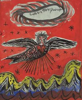 Выставка Уильяма Блейка открылась в Пушкинском музее. Изображение № 10.