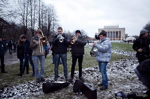 Онлайн-трансляция (Петербург): Митинги за честные выборы. Изображение № 27.
