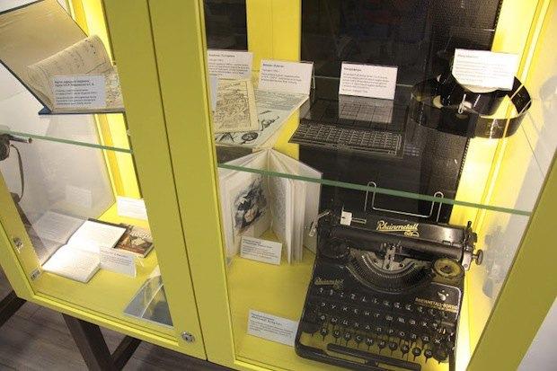 В Москве открылся музей электронной книги. Изображение № 5.