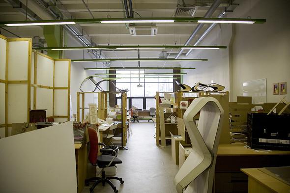 Изображение 36. Новое Место: Британская высшая школа дизайна.. Изображение № 35.