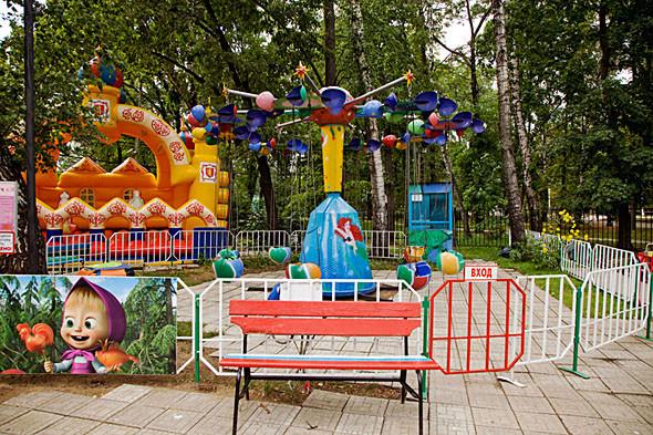 Карусель-карусель: 6 московских парков аттракционов. Изображение № 79.