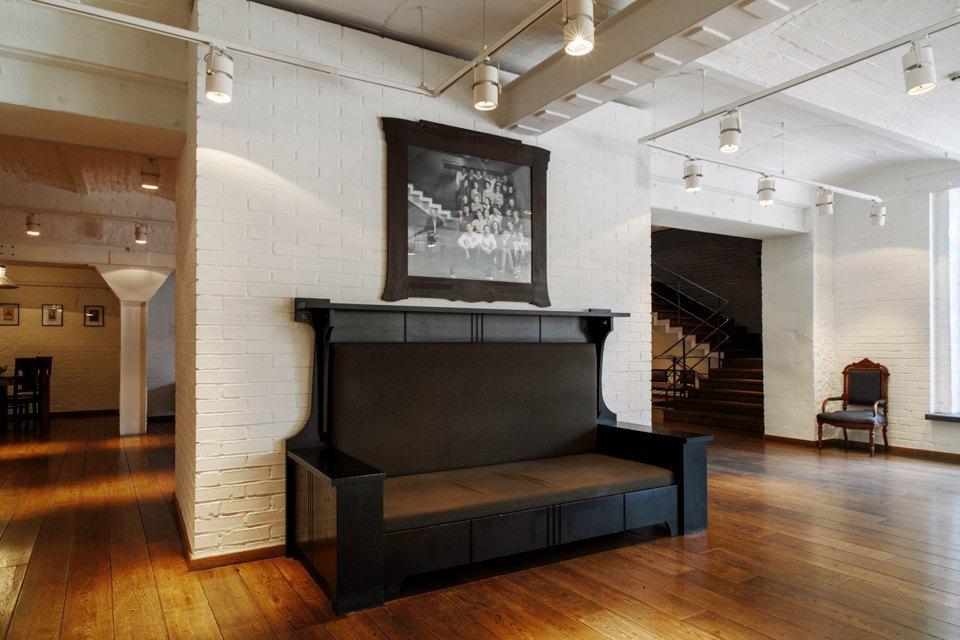 «Студия театрального искусства» вздании бывшей фабрики. Изображение № 12.